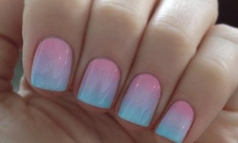 Ombre nails5