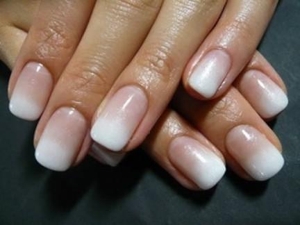 Ombre nails8