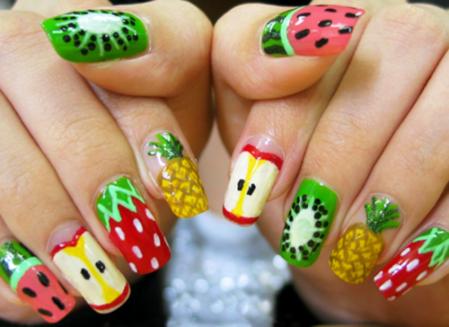 Fruitnagels1