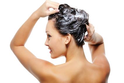 Haarwassen