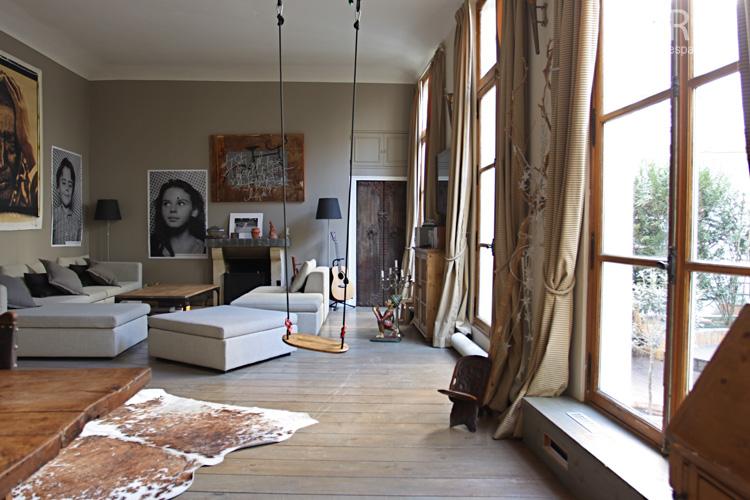 Inspiratie: Schommel in je huis  Fabeaulish