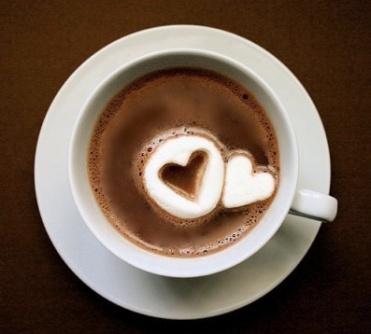 Warmechocolademelk