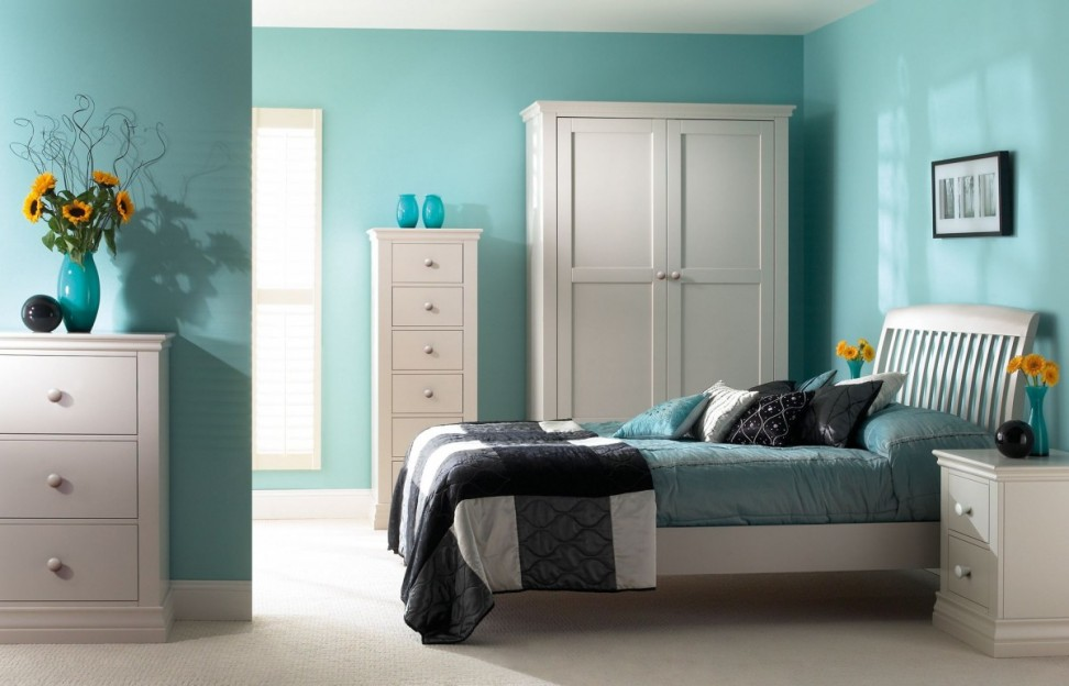 Slaapkamer Inspiratie Turquoise : Geef een reactie Reactie annuleren